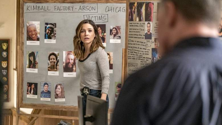 Chicago PD tonight, Chicago PD Erin Lindsay, Chicago PD Emotional Proximity