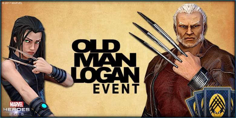 Marvel Heroes, Wolverine, Logan, X-23