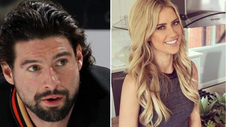Christina El Moussa and Nate Thompson, Christina El Moussa Dating, Who is Christina El Moussa Dating Now, Christina El Moussa Boyfriend, Nate Thompson Hockey Player, Christina El Moussa Tarek Who is she Dating Now