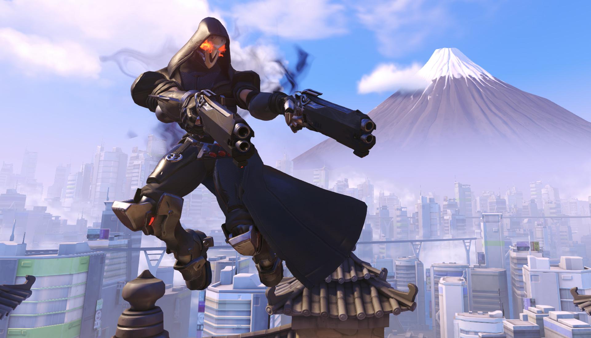 Overwatch Reaper, overwatch