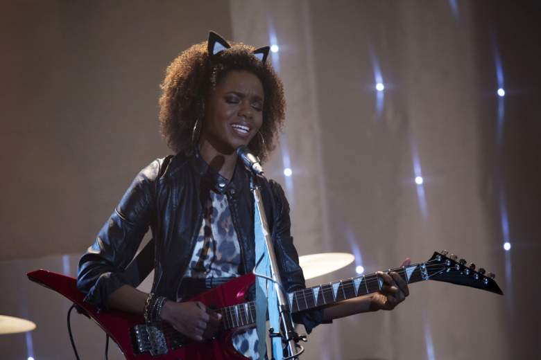 Ashleigh Murray Riverdale, Josie Riverdale, Josie and the Pussycats Riverdale
