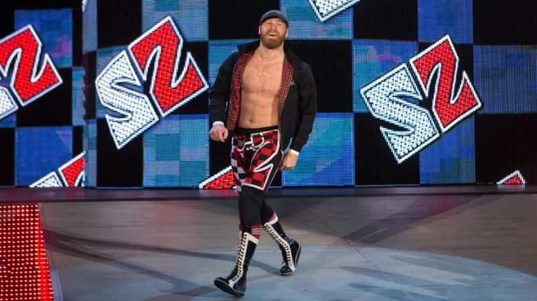 Sami Zayn WWE, Sami Zayn WWE entrance, Sami Zayn entrance wwe
