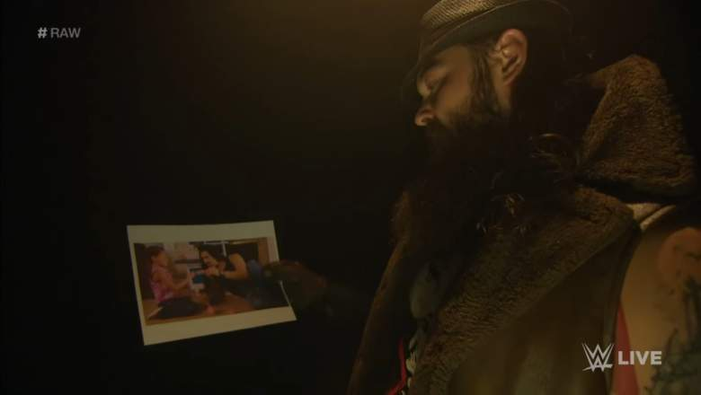 Bray Wyatt Roman Reigns Daughter, Bray Wyatt Roman Reigns Daughter raw, Bray Wyatt Roman Reigns Daughter promo