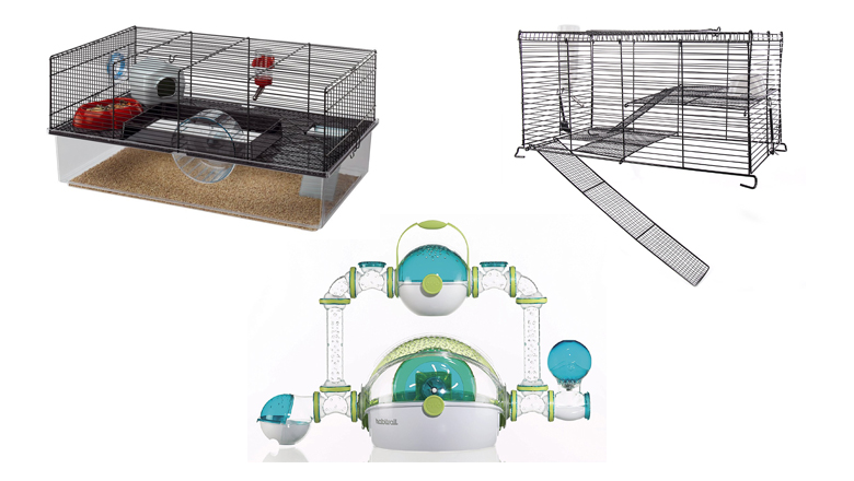 small animal cages, hamster cages, gerbil cages