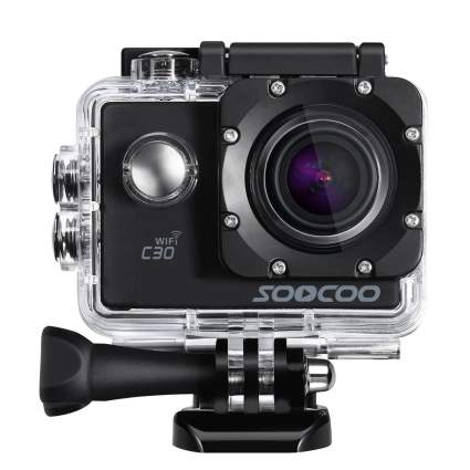 SOOCOO Sports Camera, best action camera, best 4k action camera, best gopro camera