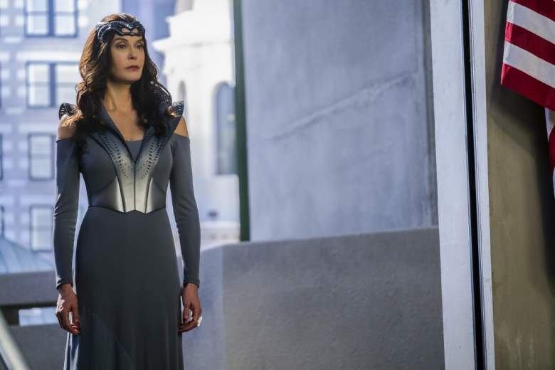 Star-Crossed, Teri Hatcher Supergirl, Supergirl spoilers