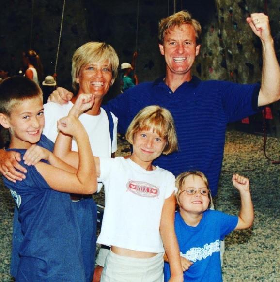 Steve Doocy wife, Kathy Gerrity Doocy, Steve Doocy Family