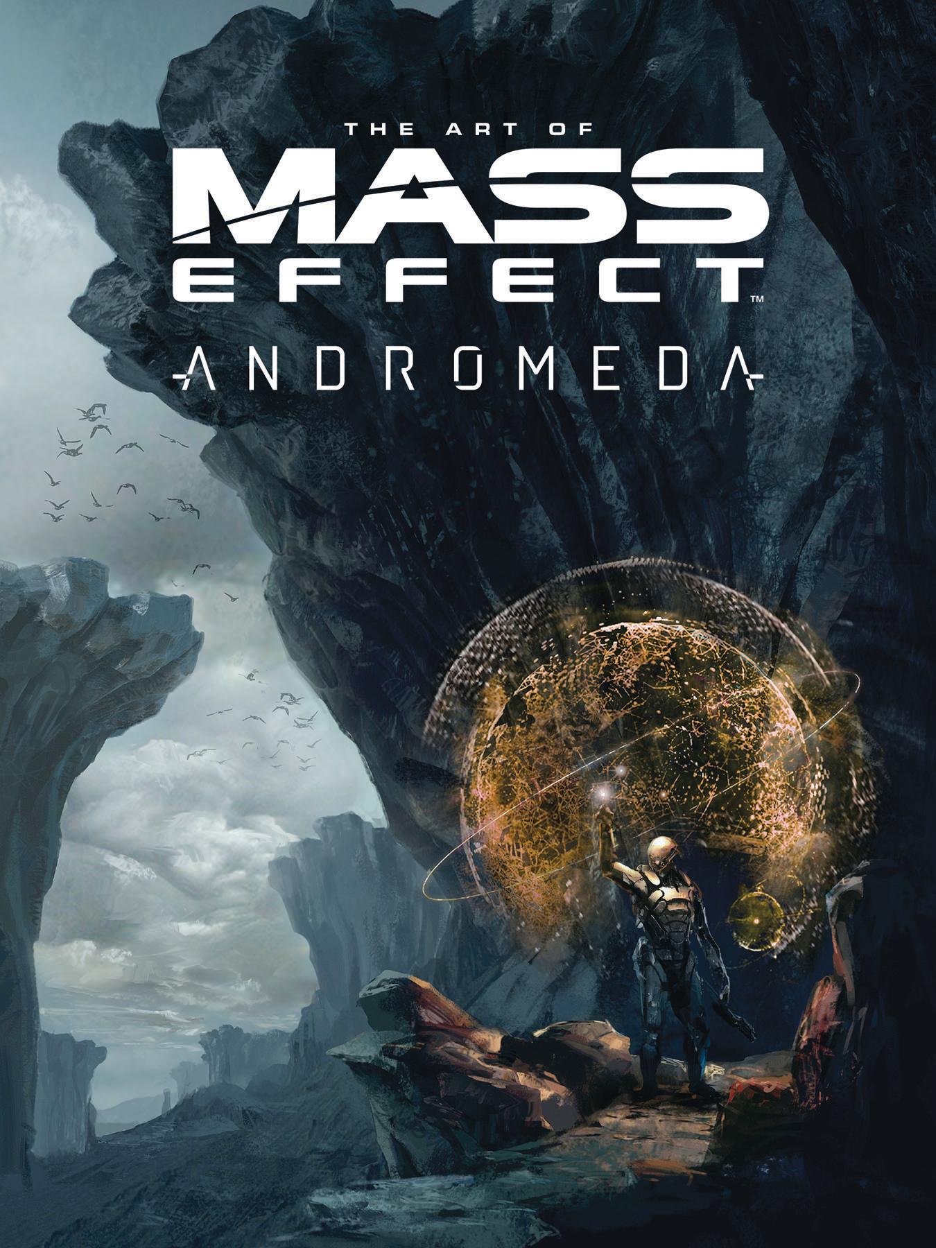 Mass Effect Andromeda Art Book