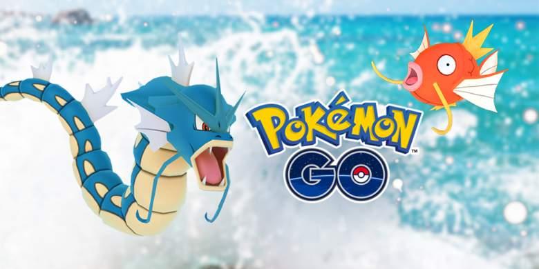 Pokemon Go water, Pokemon Go water pokemon, Pokemon Go water festival