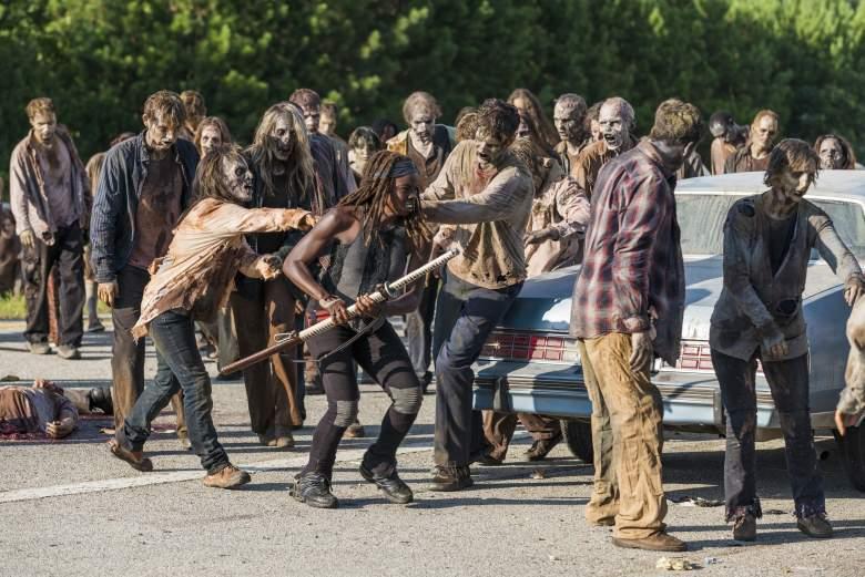twd zombies