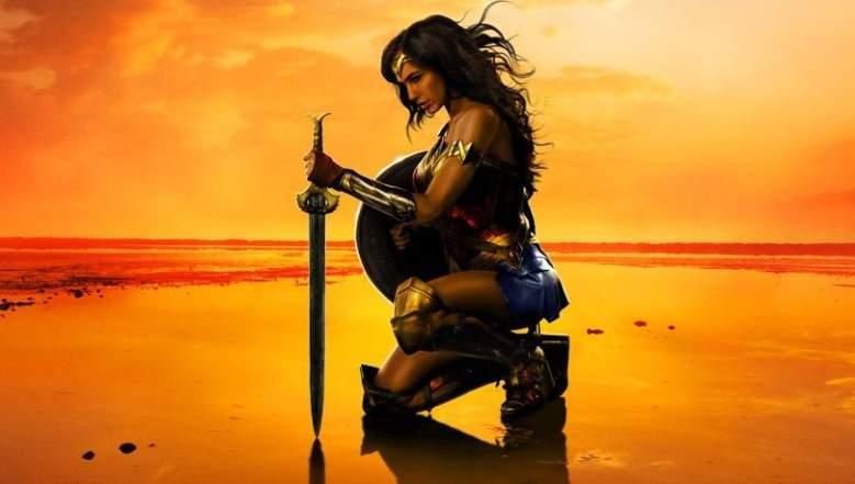 Wonder Woman trailer, Wonder Woman movie, Wonder Woman poster
