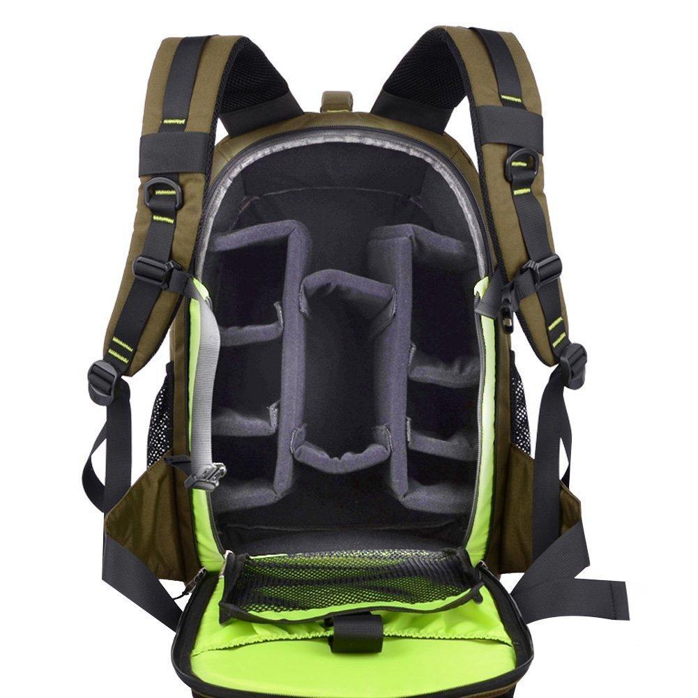 Abonnyc Waterproof Backpack, waterproof camera bags, waterproof camera case, waterproof camera backpack