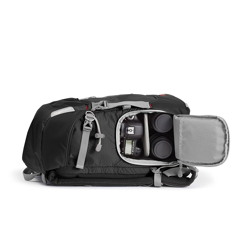 AmazonBasics Hiker DSLR Backpack, best dslr bag, best dslr camera bag, best dslr camera backpack