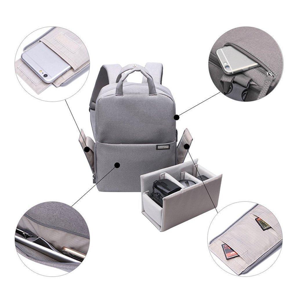 Caden Professional Waterproof Bag, waterproof camera bags, waterproof camera case, waterproof camera backpack