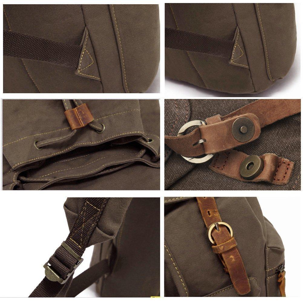 Canvas Mountain Backpack, best dslr bag, best dslr camera bag, best dslr camera backpack