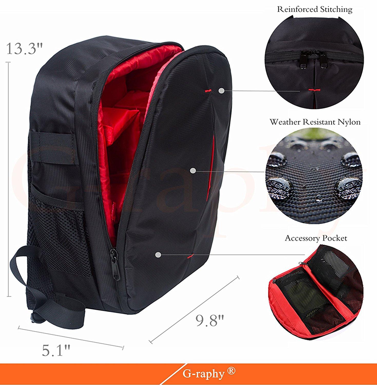 G-raphy Waterproof Backpack, waterproof camera bags, waterproof camera case, waterproof camera backpack