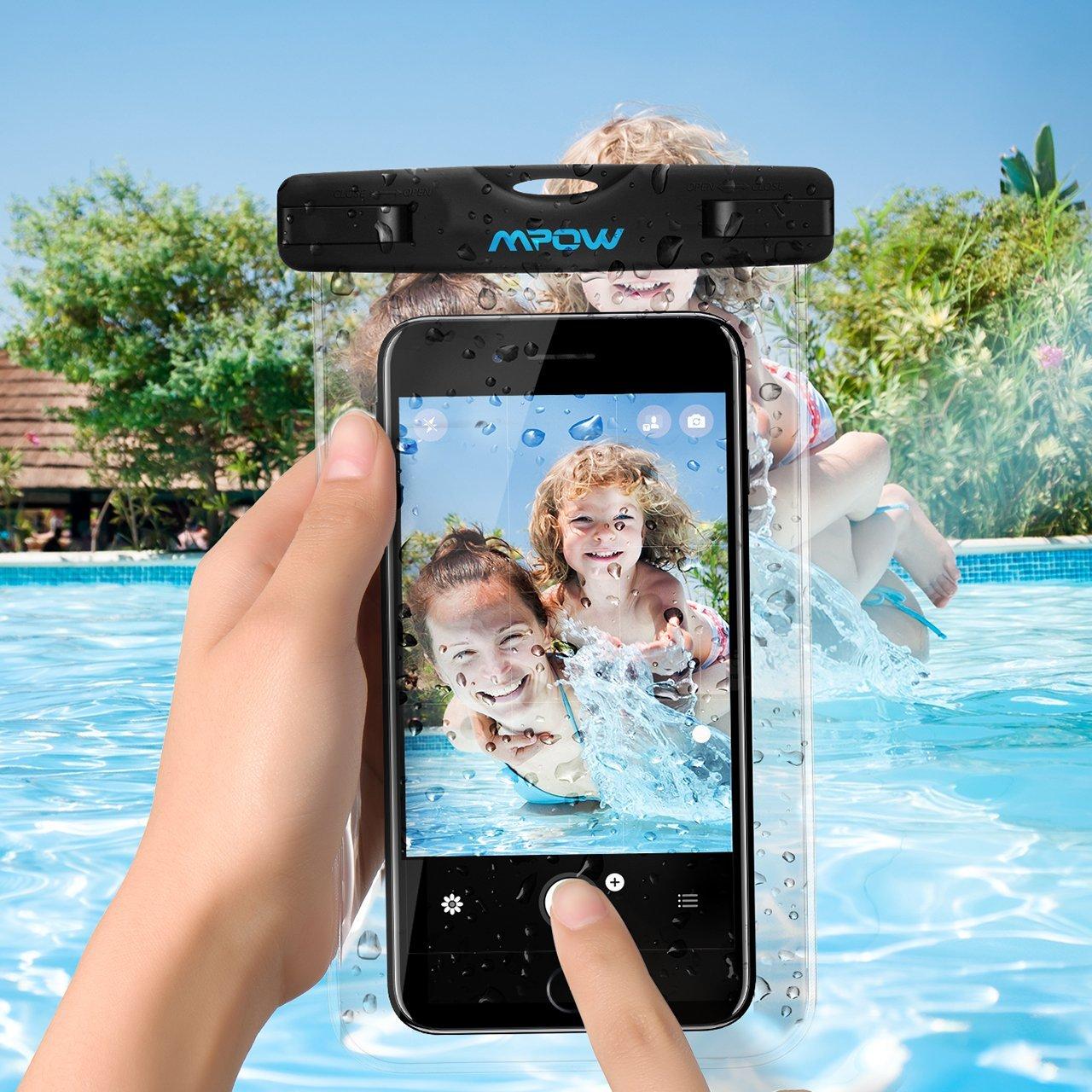 Mpow Waterproof Camera Case, waterproof camera bags, waterproof camera case, waterproof camera backpack