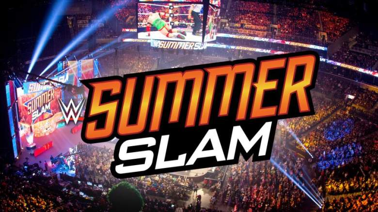 SummerSlam, SummerSlam logo, SummerSlam wwe