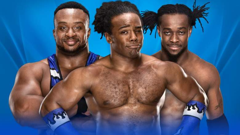 the New Day wwe, the new day wrestlemania, the new day wwe tag team