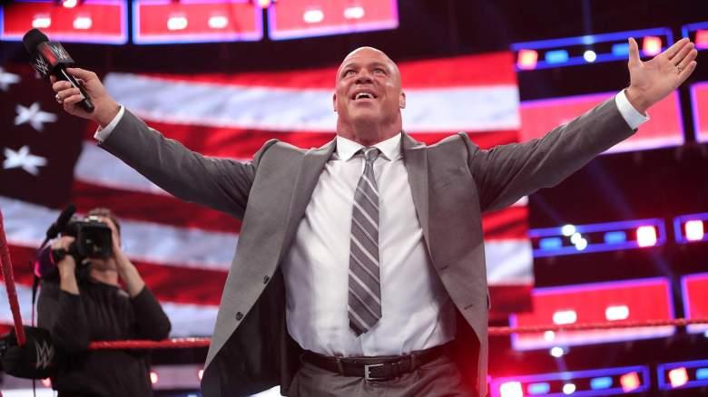 Kurt Angle wwe, Kurt Angle raw, Kurt Angle monday night raw