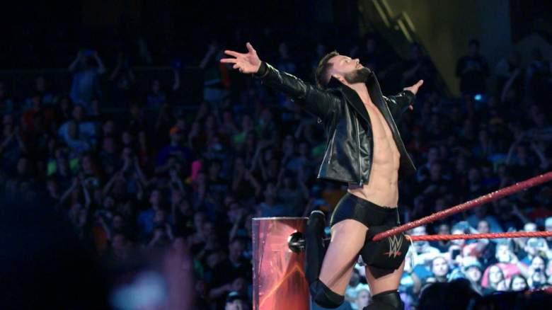Finn Balor raw, Finn Balor raw return, Finn Balor return 2017