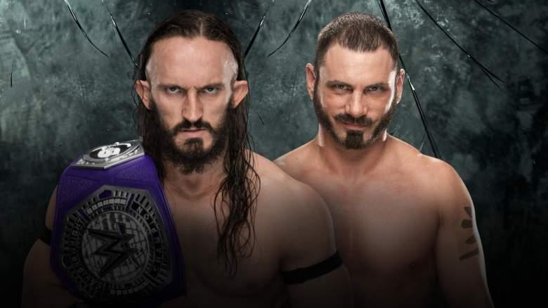 Neville Austin Aries, Neville Austin Aries wwe, Neville Austin Aries payback