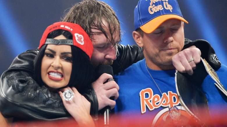 Dean Ambrose raw, Dean Ambrose monday night raw, Dean Ambrose wwe raw