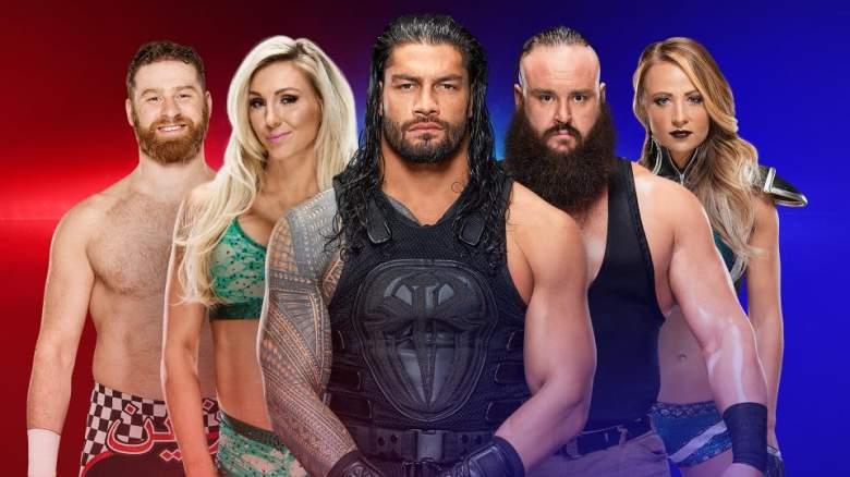 SmackDown Live superstar shake up, wwe superstar shake up, SmackDown Live 2017 draft