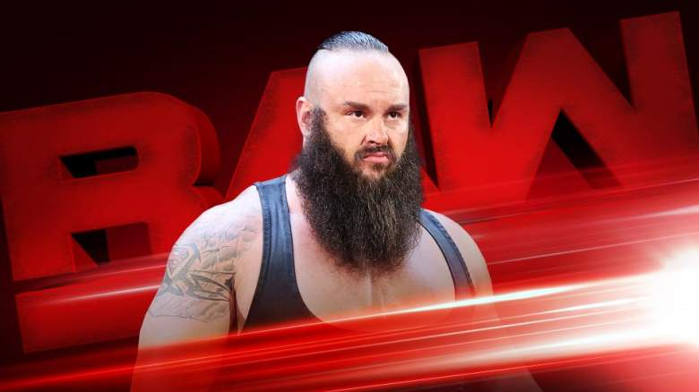 Monday Night Raw braun strowman, braun strowman wwe, braun strowman wwe raw