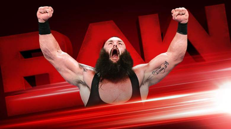Monday Night Raw braun strowman, braun strowman wwe, braun strowman monday night raw