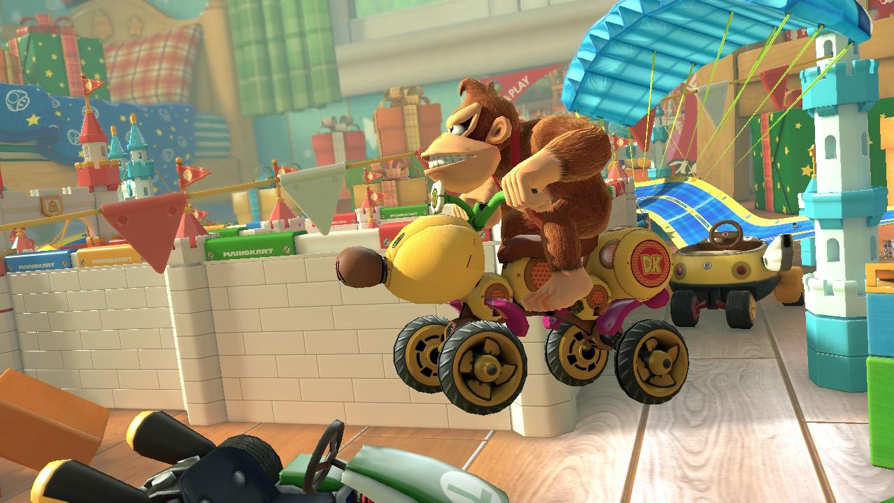 Mario Kart 8 Deluxe, tips, screenshots