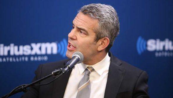 Andy Cohen, Andy Cohen boyfriend, Clifton Dassancour,