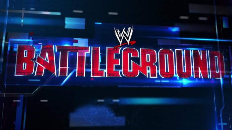 Battleground wwe, Battleground pvv, Battleground wwe pay per view
