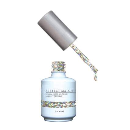 Holographic gel polish