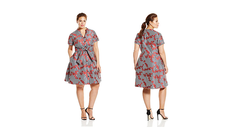 plus size dresses, plus size summer dresses, women's dresses, plus size fashion, adrianna papell
