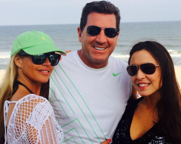 Adrienne Bolling, Eric Bolling wife, Eric Bolling wife photo. Eric Bolling family
