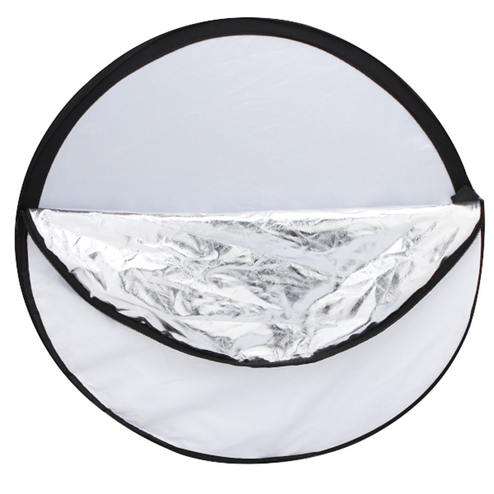 Andoer 24 inch, photography reflector, light reflector, reflector photography ------