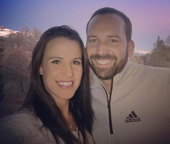 Sergio Garcia girlfriend, Angela Akins husband, Angela Akins twitter, Sergio Gomez wife