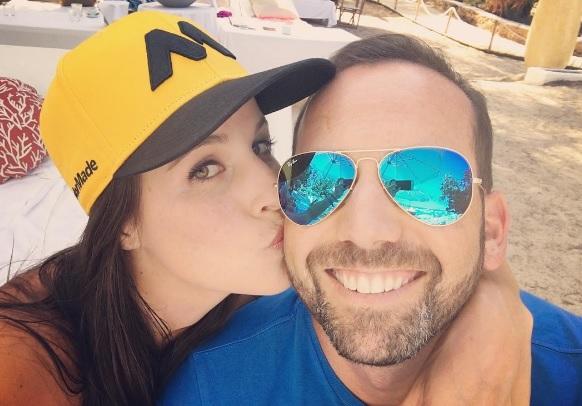 Sergio Garcia girlfriend, Angela Akins husband, Angela Akins Instagram, Sergio Gomez wife