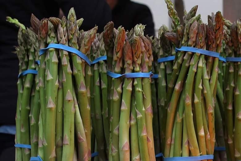 asparagus, whole foods