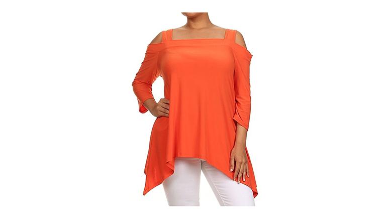 plus size tunics, plus size tops, plus size fashion, plus size clothing, avital