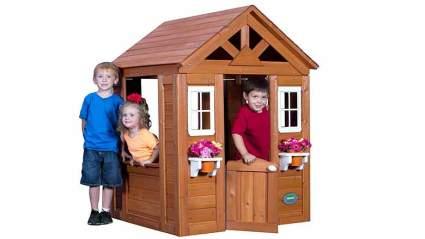 backyard playhouses