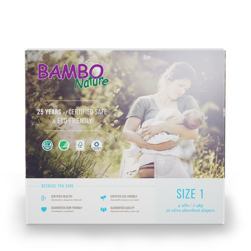 bambo nature diapers, natural diapers, eco-friendly diapers, disposable diapers, best disposable diapers