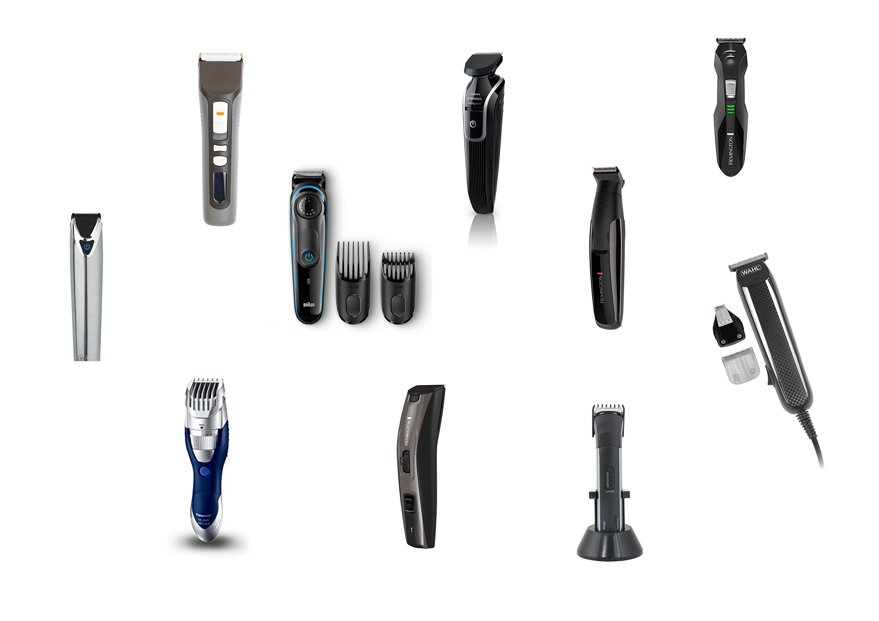 Beard trimmer, grooming, men, stubble