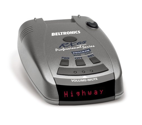 beltronics radar detector, cheap radar detector, entry level radar detector