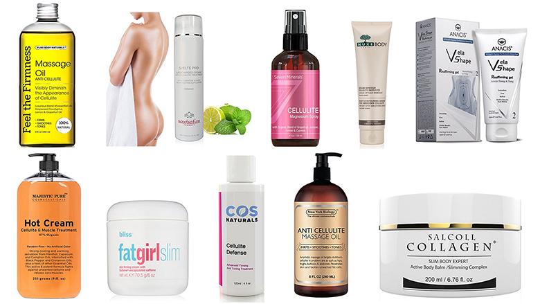 best anti-cellulite cream