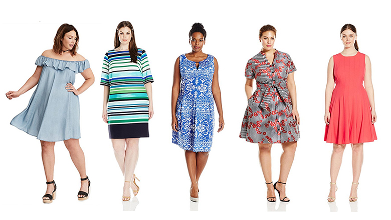 plus size dresses, plus size summer dresses, women's dresses, plus size fashion