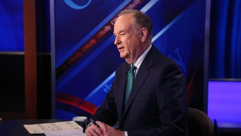 Bill O'Reilly Fox News, Fox News schedule, The Five time, Tucker Carlson time