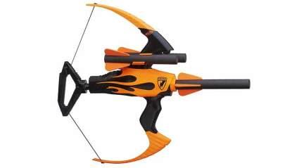 nerf blazin bow blaster