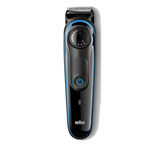Braun, grooming, beard trimmer, professional